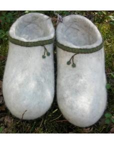 Anni/Armas-tossut Vaaleanharmaat