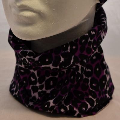 Kauluri leopardi violetti