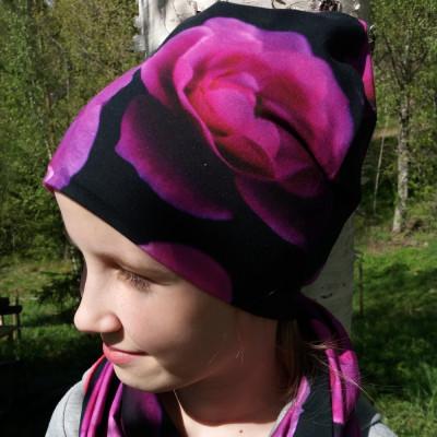 Trikoopipo Ruusu pinkki