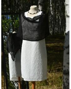 Pellavakeeppi musta