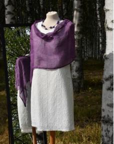 Pellavakeeppi violetti